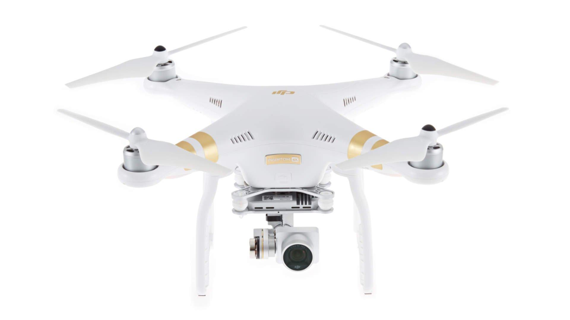 DJI Phantom 3 4K Drohne