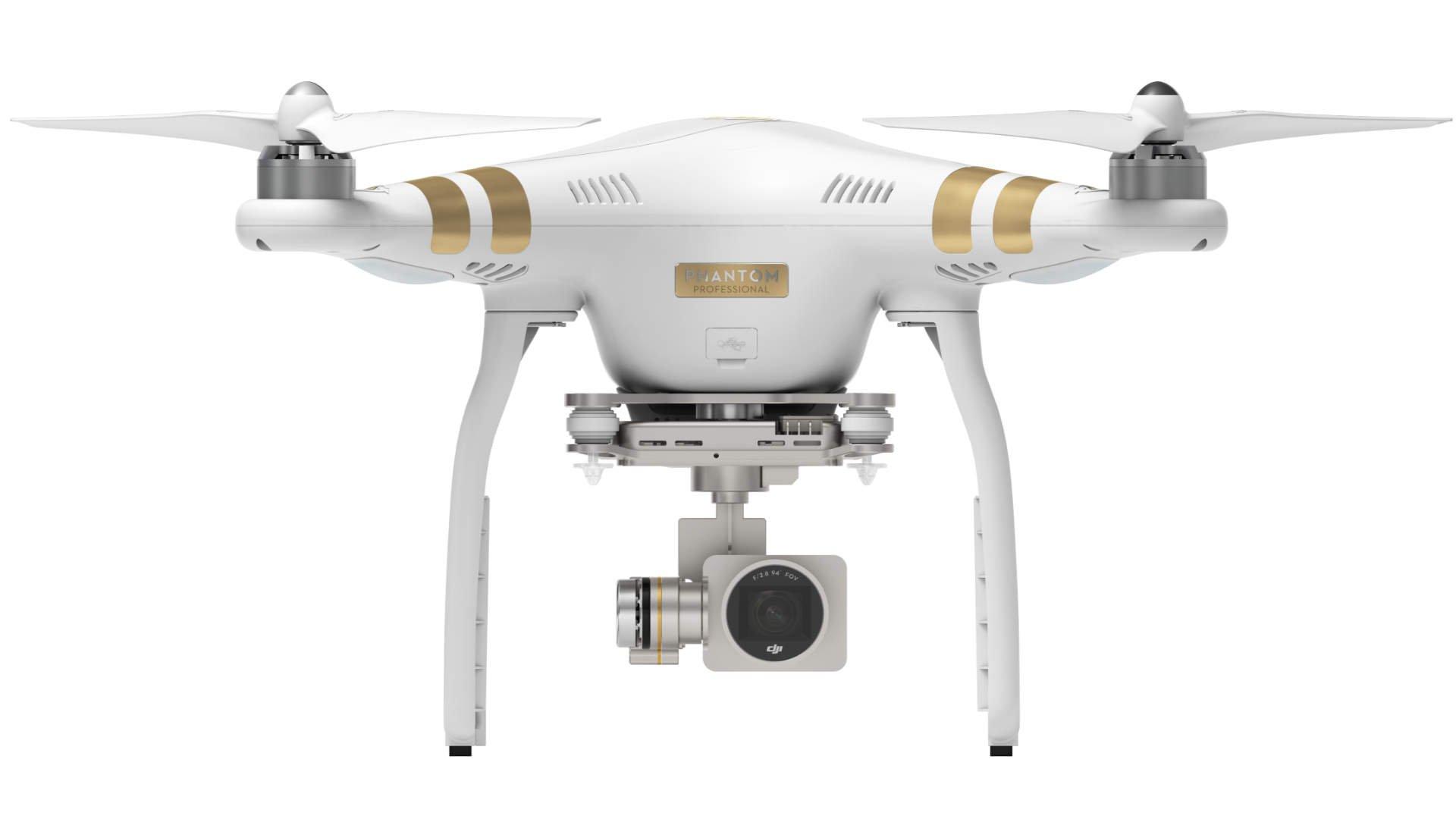 DJI Phantom 3 Professional Drohne