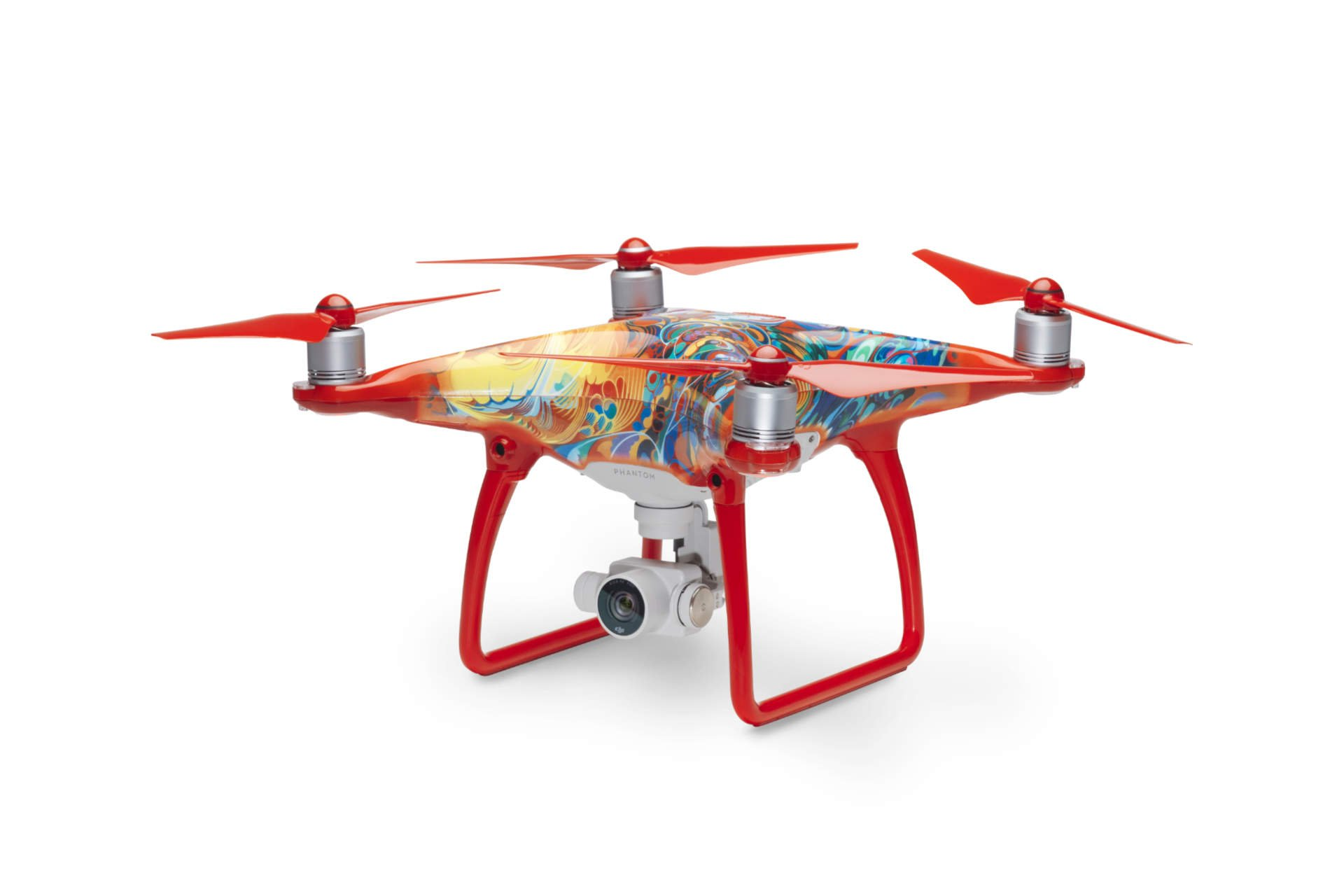 DJI Phantom 4 Chinese New Year Edition Drohne