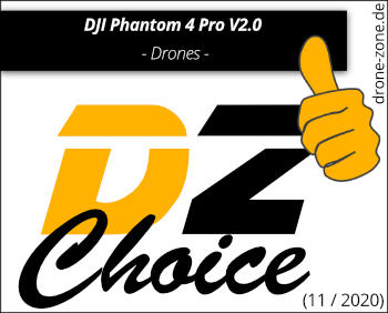 DJI Phantom 4 Pro V2.0 DZ Choice Award Web