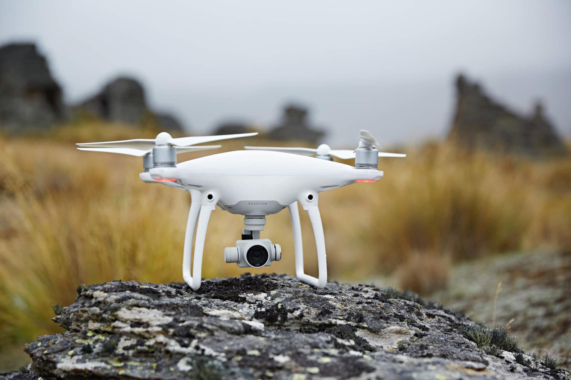 DJI Phantom 4 (Standard) Drohne