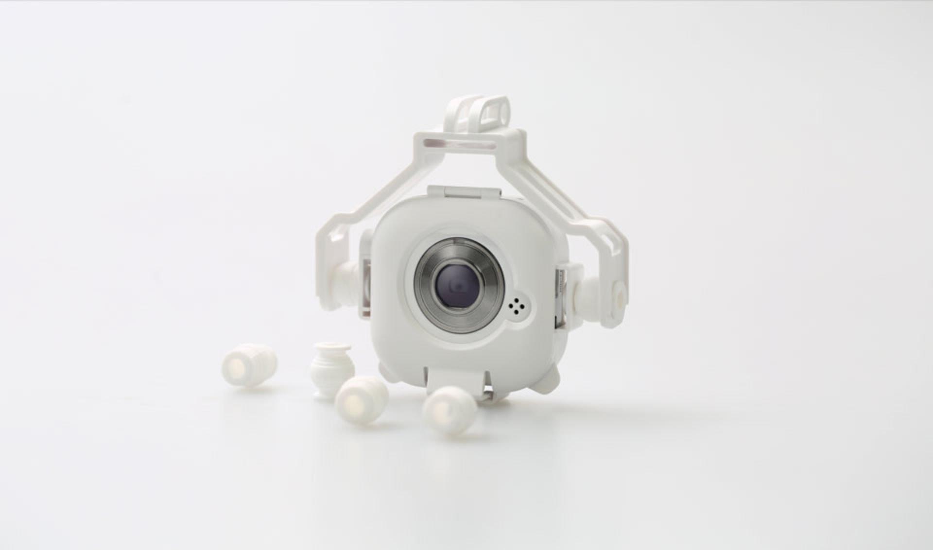 DJI Phantom FC40 Kamera