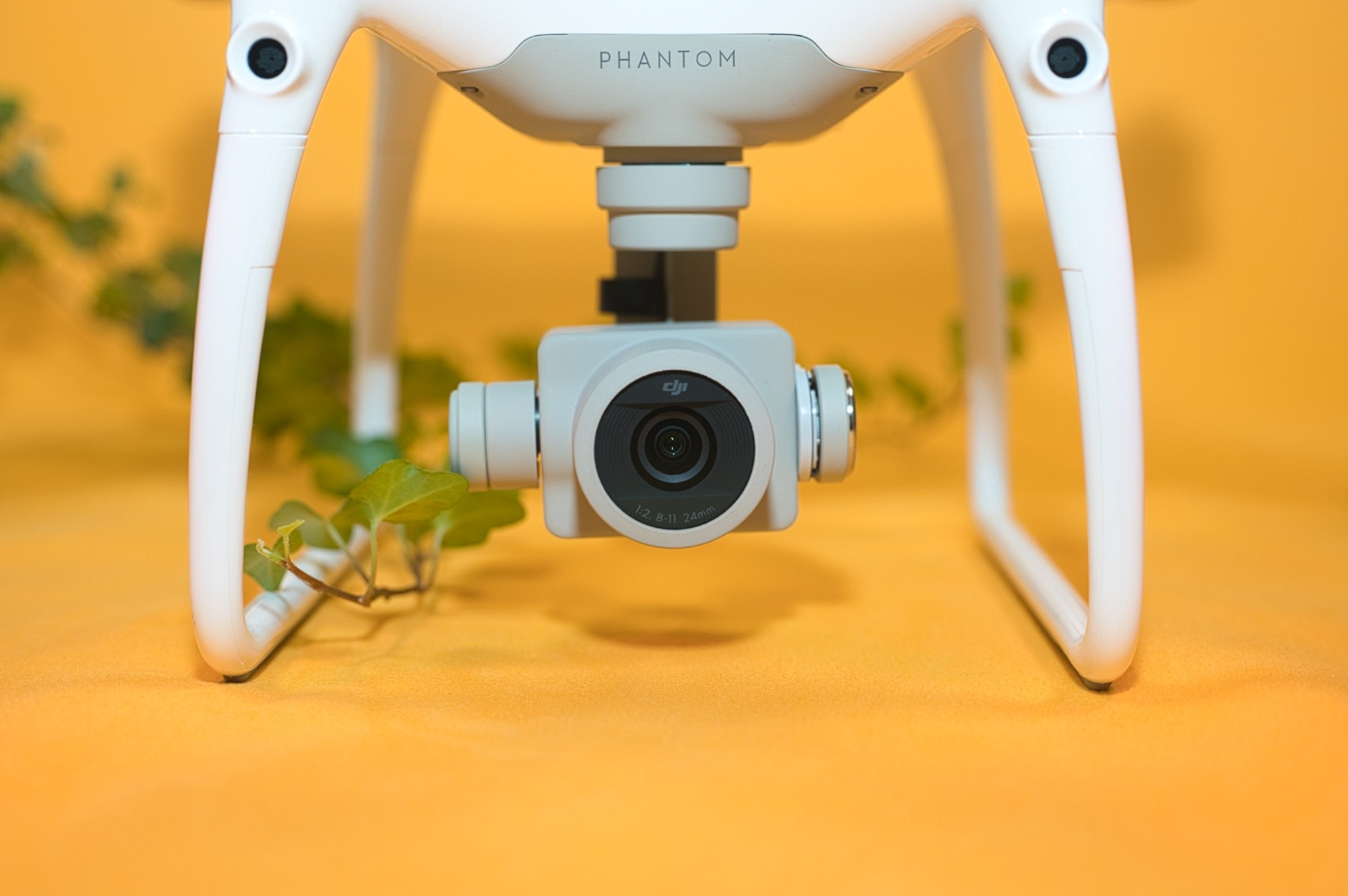 Die Kamera der P4P V2.0 hat einen 1-Zoll-Sensor