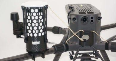 Drone Resuce DRS-M300 Fallschirmsystem