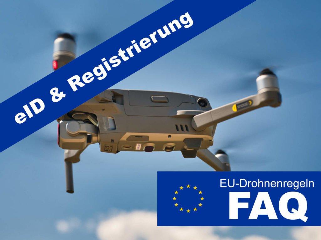EU-Drohnenregeln Teaser eID