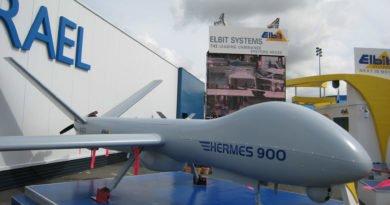 Elbit Hermes 900s Drohne