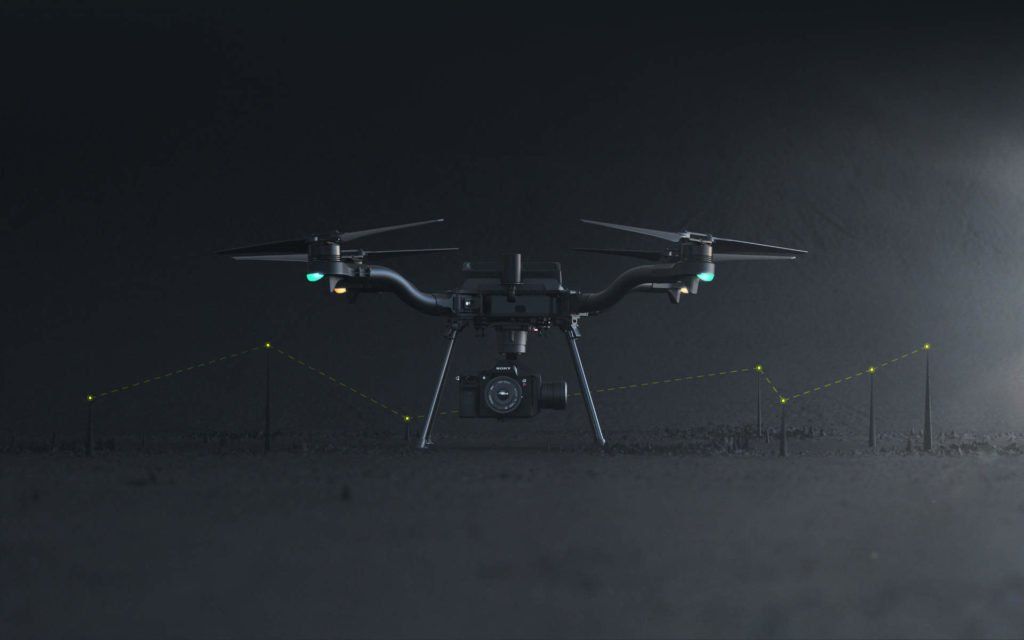 Freefly Systems Astro Drohne
