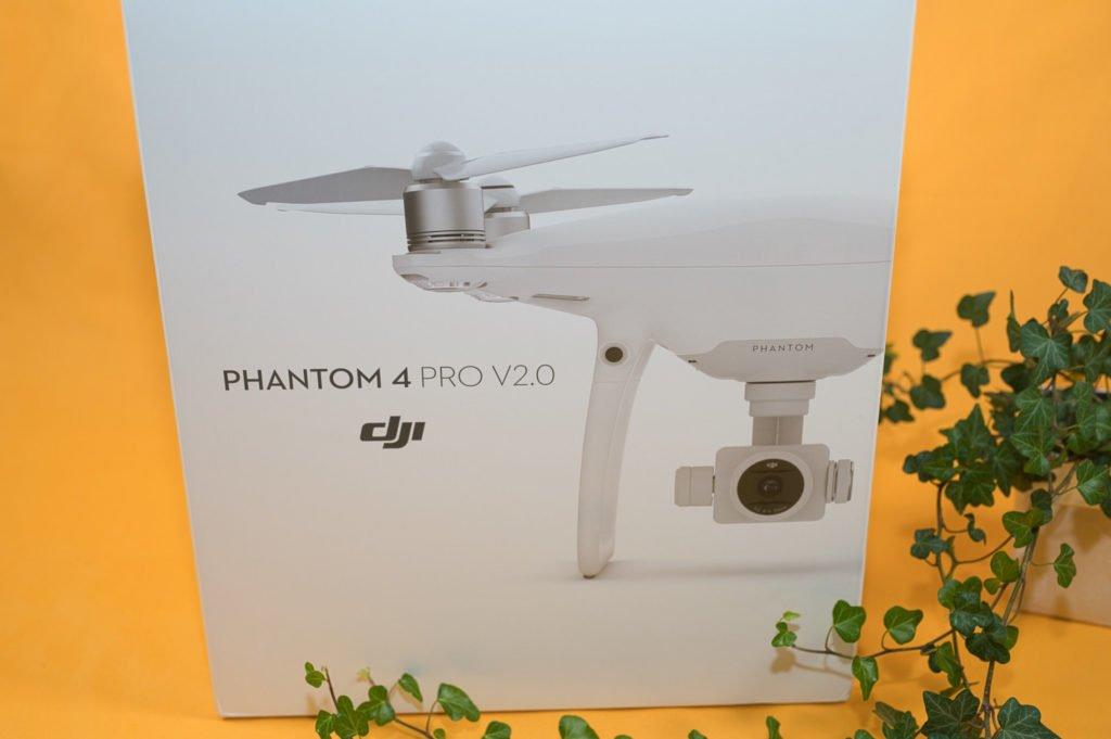 Phantom 4 Pro V2.0 Verpackung Front