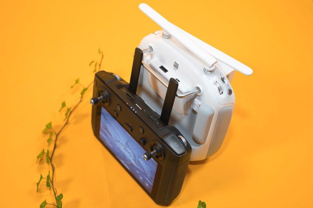 Smart Controller und P4P Controller im Vergleich