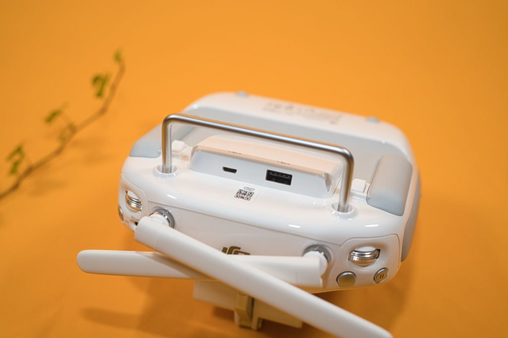 USB-Ports am Controller