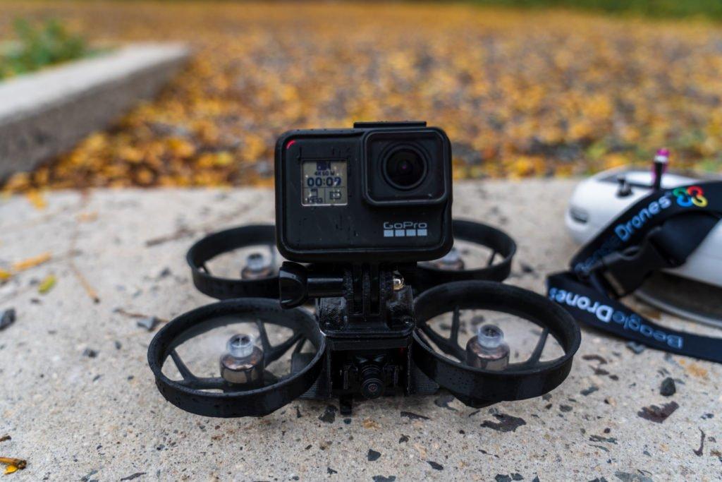 Beagle Nova FPV Drohne mit extra Actioncam