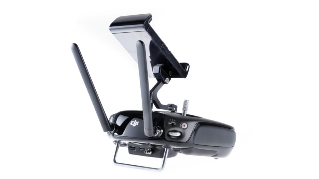 DJI M600 Pro Controller Rückseite