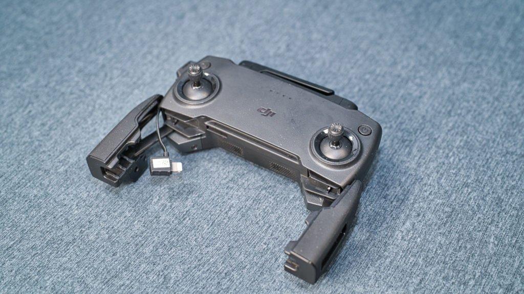 DJI Mavic Mini Controller Front