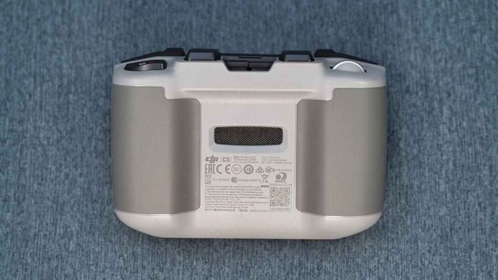 DJI Mini 2 Controller Rückseite