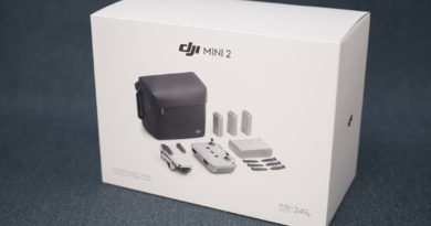 DJI Mini 2 Fly More Combo Box 1