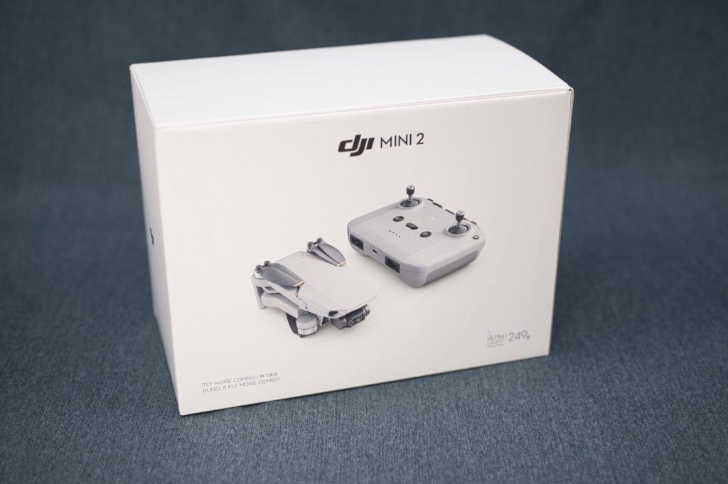 DJI Mini 2 Fly More Combo Box 2