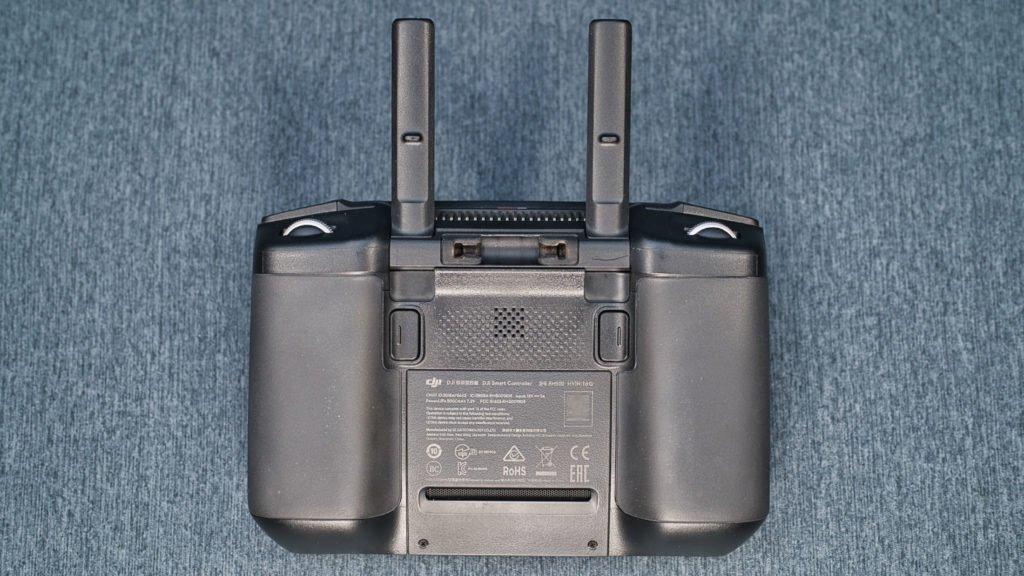 DJI Smart Controller Rückseite
