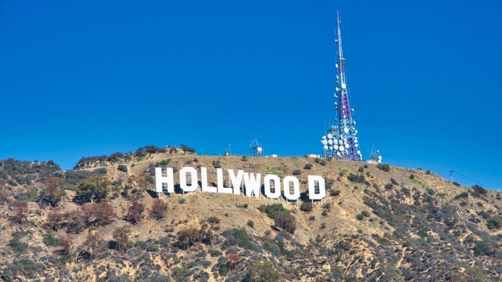 Hollywood Hills Los Angeles USA