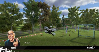 Liftoff Drone Racing Campaign