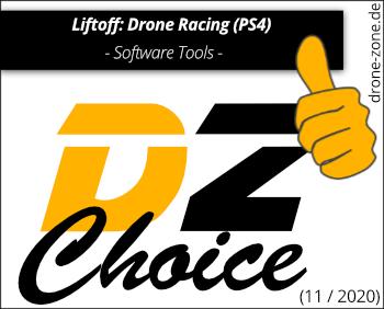 Liftoff Drone Racing PS4 DZ Choice Award Web