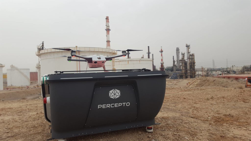 Percepto Drone in a Box