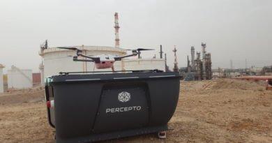 Percepto Drone in a Box