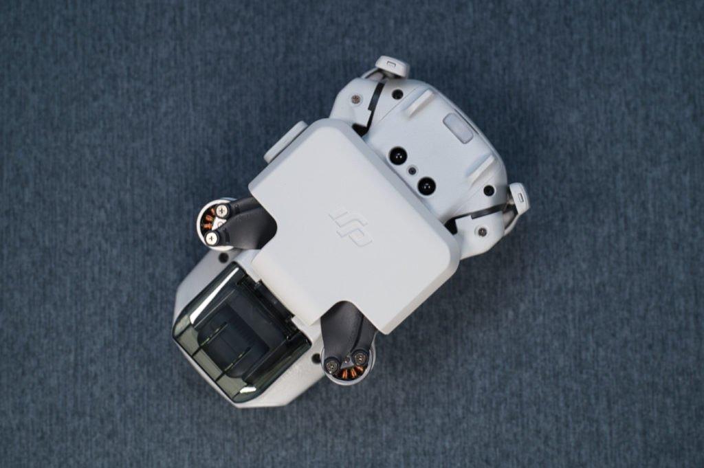 Propellerhalterung DJI Mini 2 Unterseite