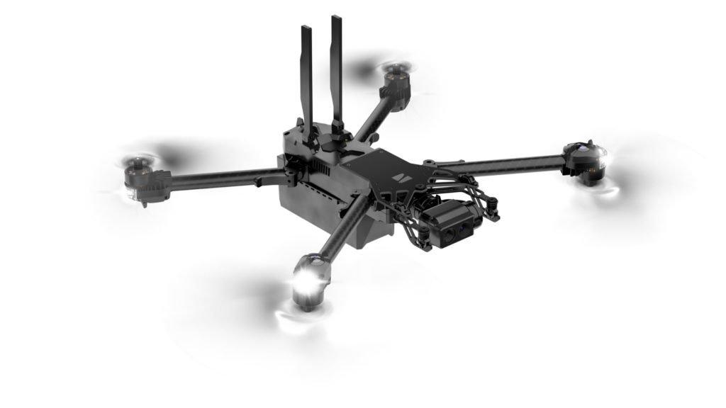 Skydio X2 Drohne im Flug