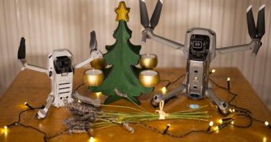 DroneZone Weihnachten 2020 Teaser