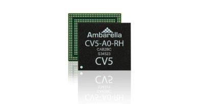 Ambarelle CV5 SoC für Drohnen