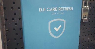 DJI Care Refresh Box