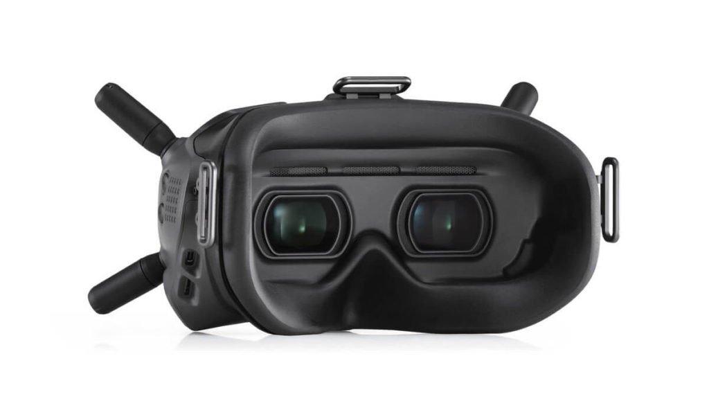 DJI FPV Goggles V2 Faceplate