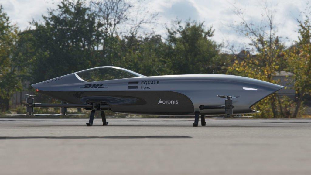 Airspeeder MK3 Drohne
