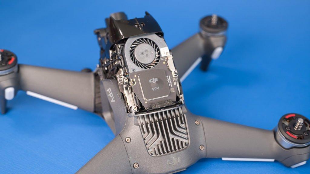 DJI FPV Drohne - Offen 1