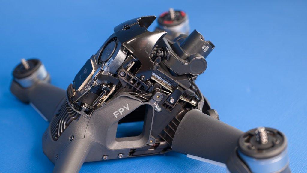DJI FPV Drohne - Offen 3
