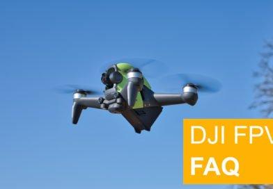 DJI FPV FAQ Teaser