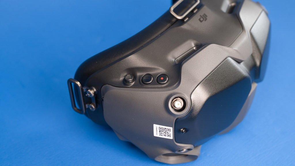DJI FPV Goggles V2 - Joystick für die OSD-Bedienung