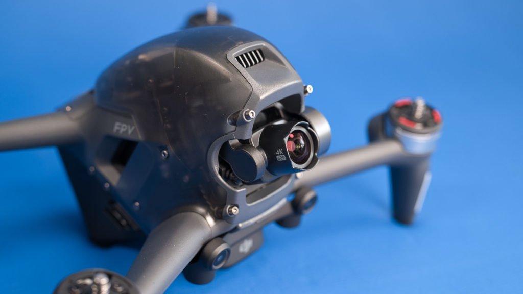 DJI FPV - Kamera mit 4K60p Logo