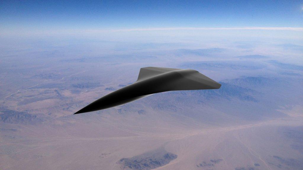 Kelley Aerospace Arrow Drohnen Konzept