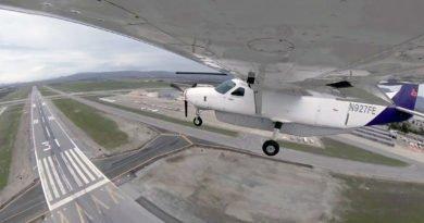 Reliable Robots Landung aus dem Kontrollzentrum