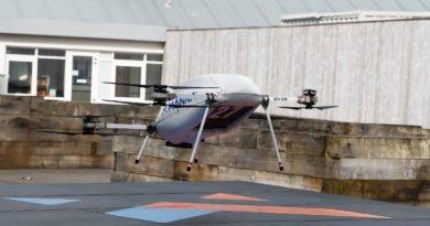 Samsung liefert in Irland ab sofort Smartphones per Drohne aus