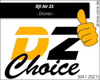 DJI Air 2S DZ Choice Award Web