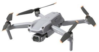 DJI Air 2S Drohne ausgefaltet