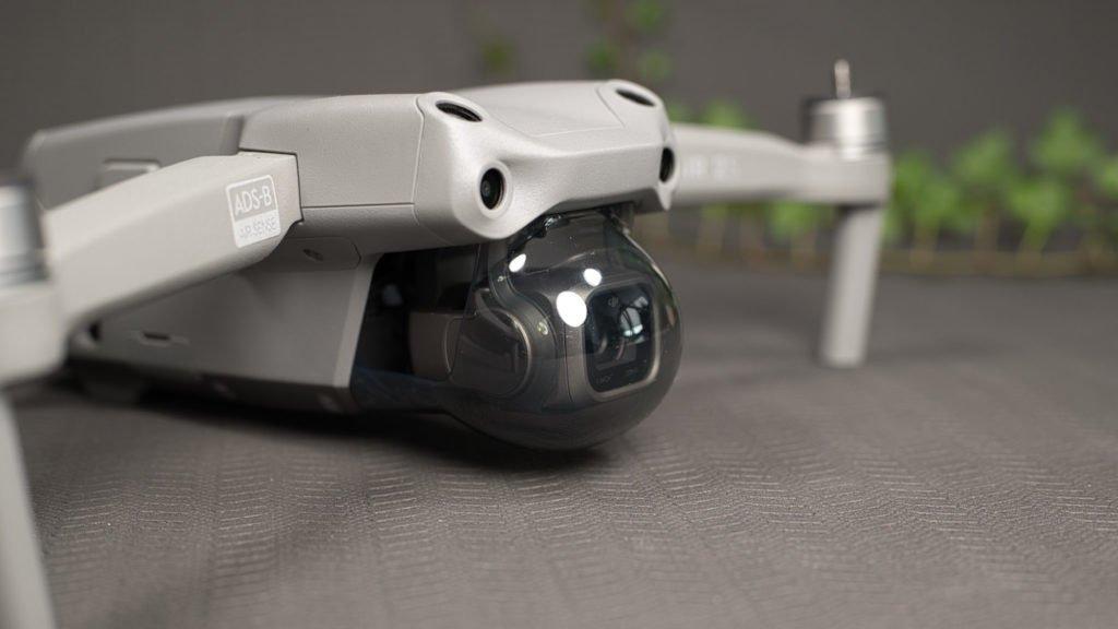Gimbalcover der neuen 1-Zoll-Kamera
