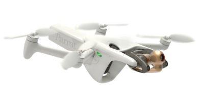 ANAFI Ai Drohne in der Luft