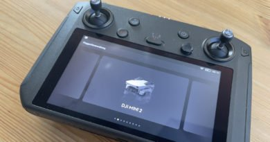 DJI Mini 2 Update für Smart Controller