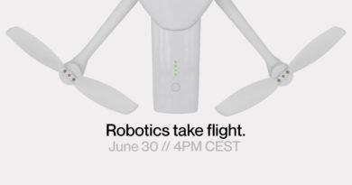 Robotics Take Flight Parrot Teaser