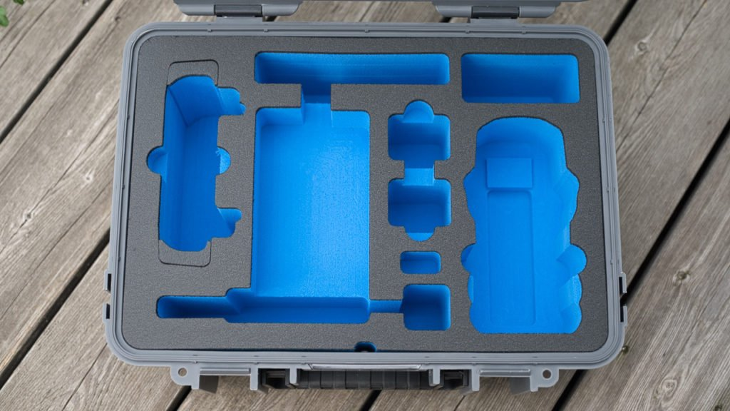 B&W Type 4000 Case für DJI Air 2S leer