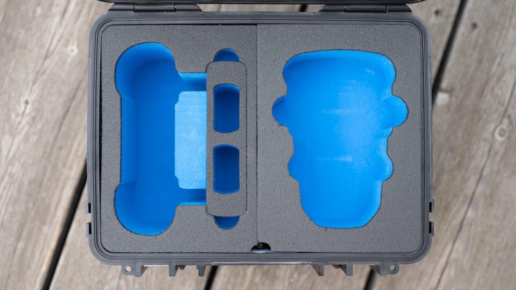 Type 2000 DJI Mini 2 Case leer