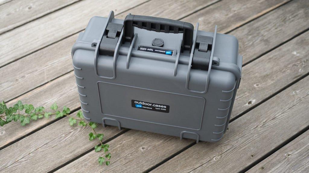 Type 4000 Case für die DJI Air 2S